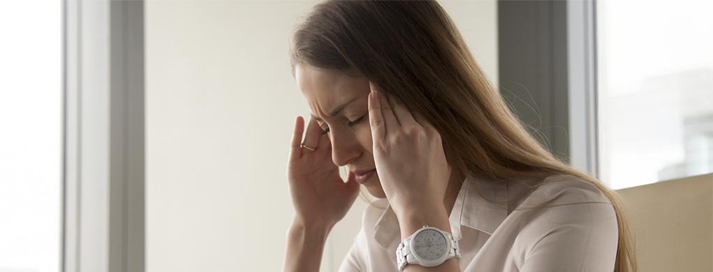 Capsule AromaCare aux huiles essentielles migraine