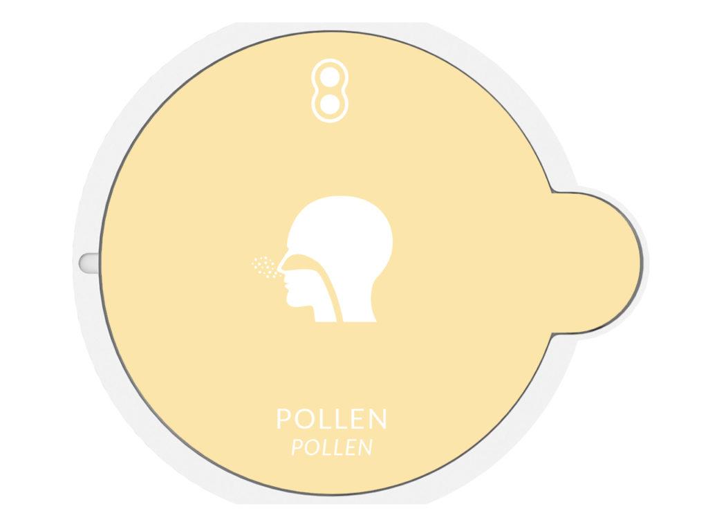 Capsule Pollen AromaCare arriere